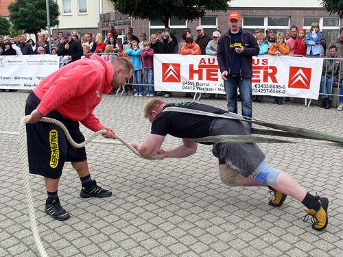 gewichtszunahme kraftsport
